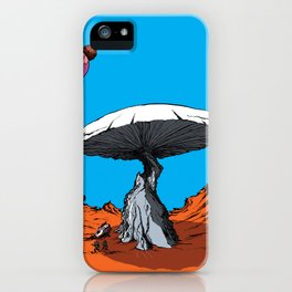 Marooned! iPhone Case
