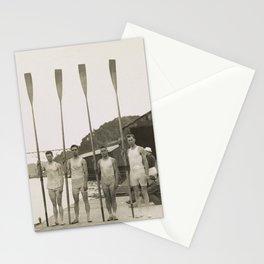 Vintage Rowing Photo - Penn Varisty, 1913 Stationery Cards