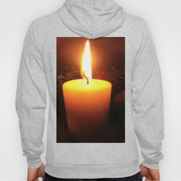 Winter's Candle, Christmas Hoody
