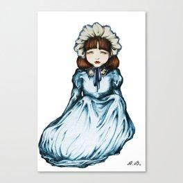 Dreamy Doll Canvas Print