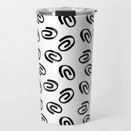 Paper clips Travel Mug
