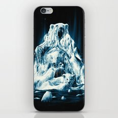 Melting Icebears iPhone Skin