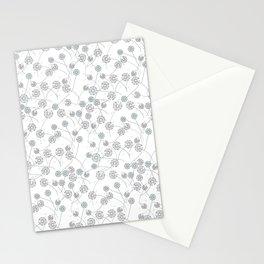 Wishball Dandelion Pattern Stationery Cards
