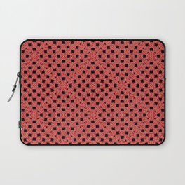 Watermelon Weave Design Inspired by Young Artist Laptop Sleeve