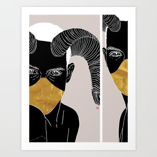 3.21 Art Print