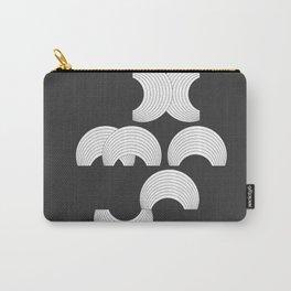 Xmas Typo Black #society6 #decor #buyart Carry-All Pouch
