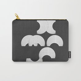 Xmas Typo Black #society6 #decor #buyart Carry-All Pouch