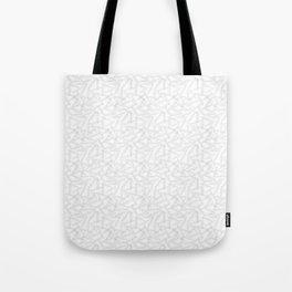 Laurel leaves ( White ) Tote Bag
