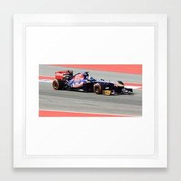 Formula 1 Framed Art Print
