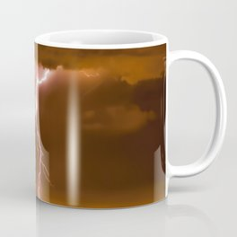 Arizona Monsoon Lightning Strikes Coffee Mug