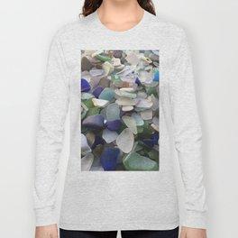 Sea Glass Assortment 5 Long Sleeve T-shirt