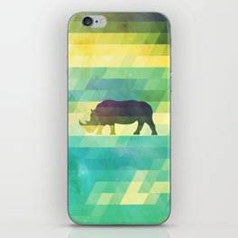 Orion Rhino iPhone Skin
