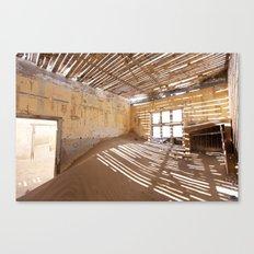 Kolmanskop Ghost Town Canvas Print