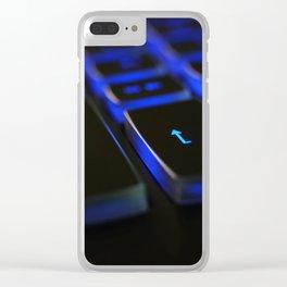 Keyboard Clear iPhone Case