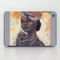 cancer iPad Cases featuring Cancer by Artist Andrea