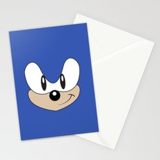 Sonic The Hedgehog Stationery Cards