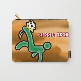 Bicycle Kick Carry-All Pouch