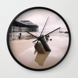 Cromer - Winter Day Wall Clock