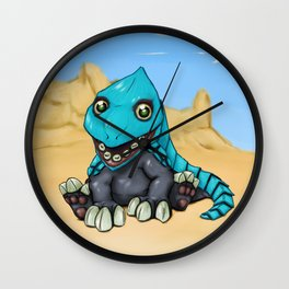 Monster of the Week: Landshark Wall Clock
