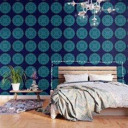 Dark light mandala Wallpaper