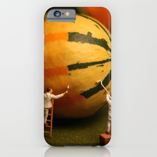 Nature's Painters iPhone & iPod Case