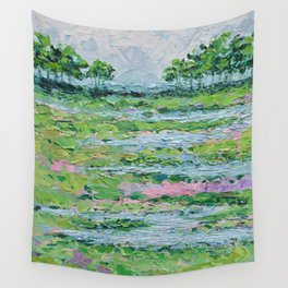 Marsh Romance No. 2 Wall Tapestry