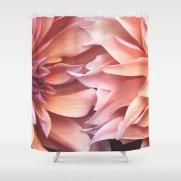Connection #1 Art Print Shower Curtain