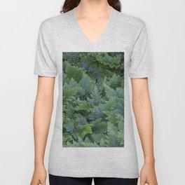 Forest Fern Unisex V-Neck