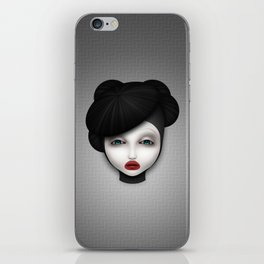 Misfit - McQueen iPhone Skin