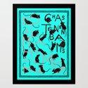 Chaz Tenenbaum's Dalmatian Mice by castlepop