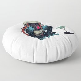 Clams Floor Pillow