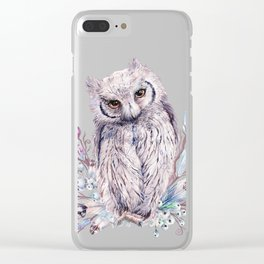 Keeper Of The Crystals, Makers Of Wands Clear iPhone Case