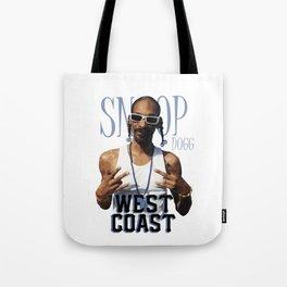 Snoop Dogg // West Coast Tote Bag