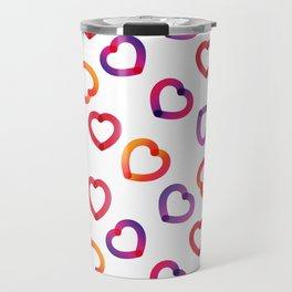 Digital Sweet Love #2 Travel Mug