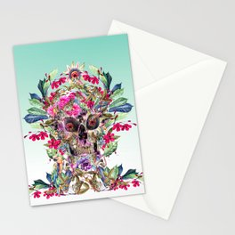 Momento Mori Floral Stationery Cards