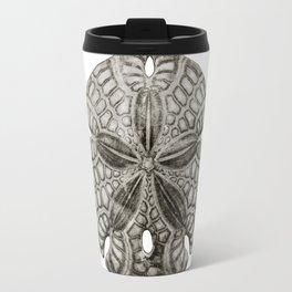 Encope Borealis fossil Travel Mug
