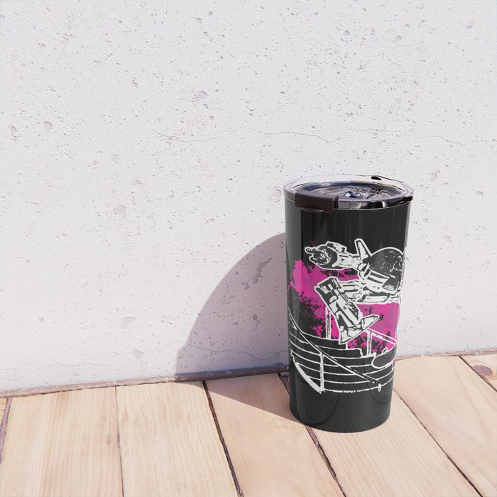 SHRED-209 Travel Mug
