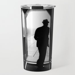 So long Montreal... Leonard Cohen Travel Mug