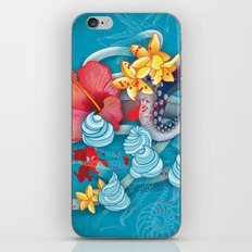 Paradiso Bistro iPhone & iPod Skin