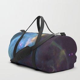 Bubble Nebula Astronomy Duffle Bag