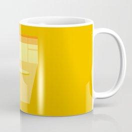 gold morning Coffee Mug