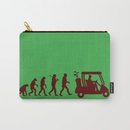 Evolution - golf Carry-All Pouch