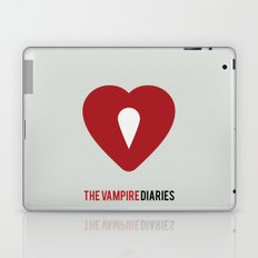The Vampire Diaries - Minimalist Laptop & iPad Skin