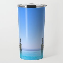 Endless French Riviera Travel Mug