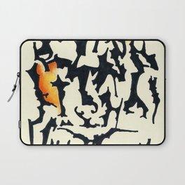 The big bad wolf Laptop Sleeve