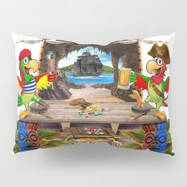 Pirates Cove Pillow Sham
