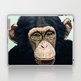 Chimpanzee Laptop & iPad Skin