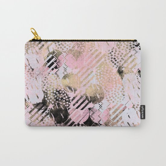 PatternMix01 Carry-All Pouch