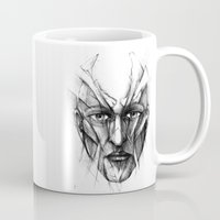 broken Mugs featuring broken by hueroth