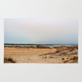 The Southend Of Wrightsville Beach Rug